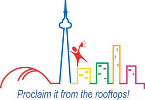 Proclaim it from the rooftops!