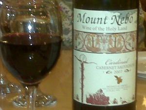 Mount Nebo Cabernet