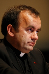 French priest Father Patrick Desbois (CNS/Bob Roller)