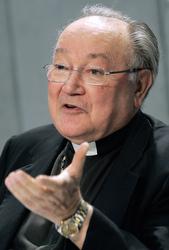 Cardinal Renato Martino