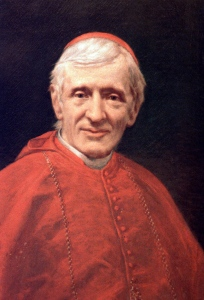 Cardinal John Henry Newman (CNS photo from Crosiers)
