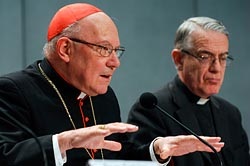 CARDINAL LEVADA SPEAKS AT 2007 VATICAN PRESS CONFERENCE