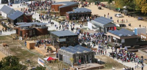 Photo courtesy of Stefano Paltera/U.S. Deptartment of Energy Solar Decathlon