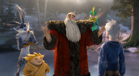 SCENE FROM MOVIE 'RISE OF THE GUARDIANS'