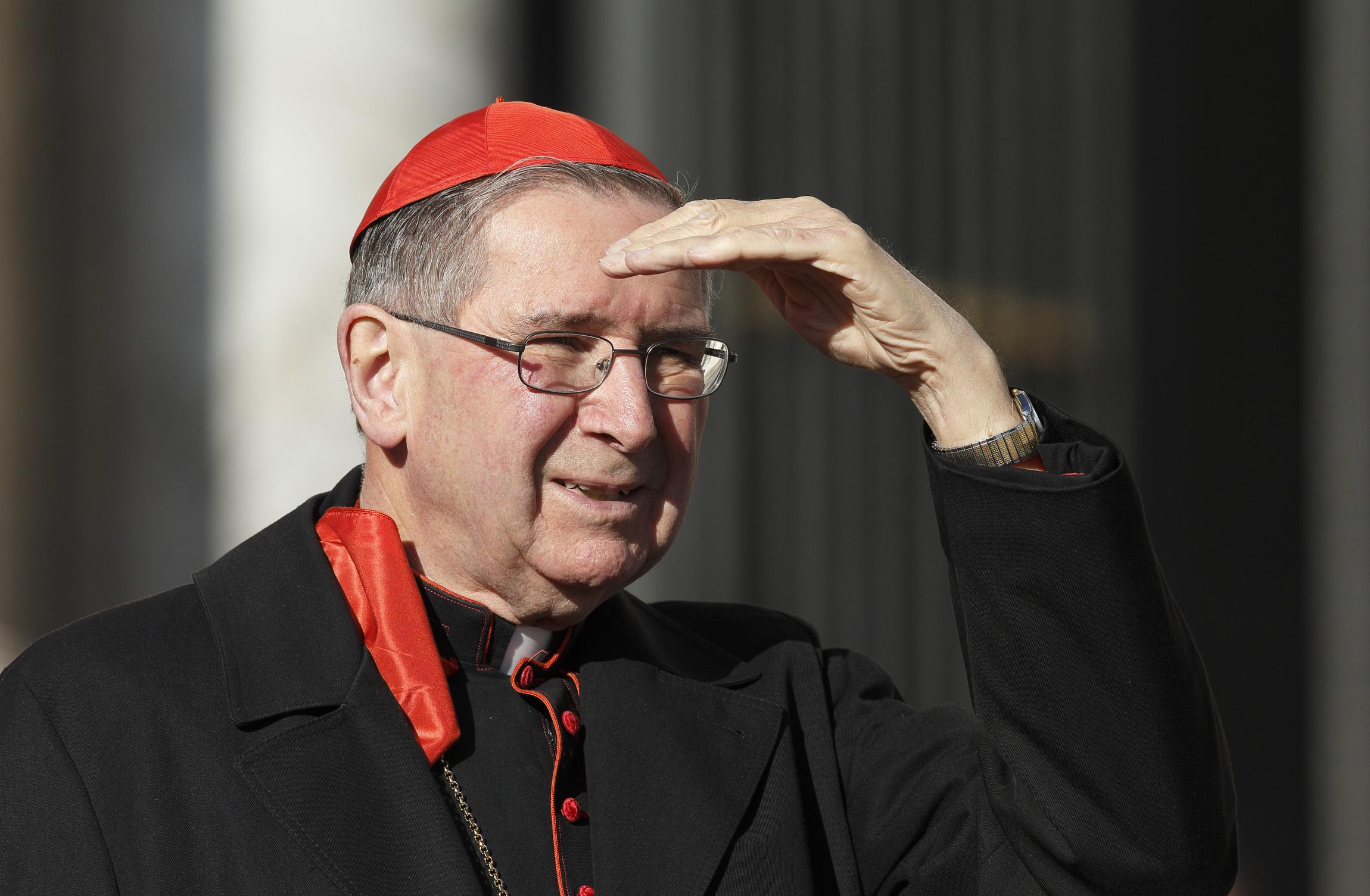 Vatican Cardinals Scandal Cnsbr
