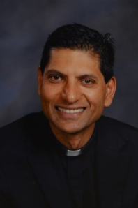 Father Wayne Dawson, a native of South Africa and administrator of St. Joseph Parish in Capitola, Calif., will take the oath to become a U.S. citizen May 23.