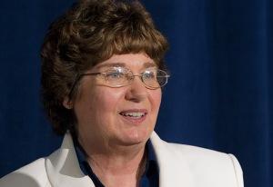 Oklahoma State Rep. Rebecca Hamilton (CNS/Nancy Wiechec)