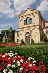 Franciscan Monastery in Washington. (CNS photo/Paul Haring)