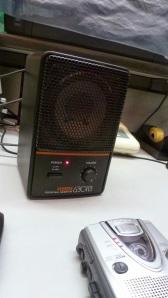 speaker booth