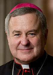 St. Louis Archbishop Robert  J. Carlson