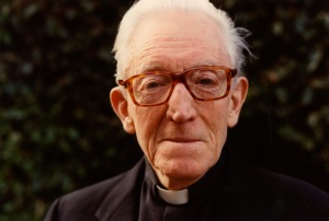 FILE PHOTO OF JESUIT FATHER ROBERT GRAHAM