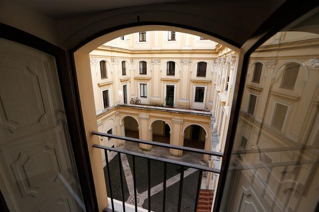 CNS's new office at Via della Conciliazione 44