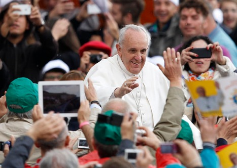 Pope leads general audience at Vatican