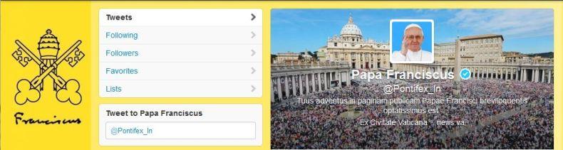 latin pontifex