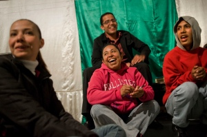 CHURCH VOLUNTEERS SERVE AT-RISK YOUTHS IN LEON, MEXICO