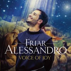 Cover of Franciscan friar's album (Courtesy Decca Records)