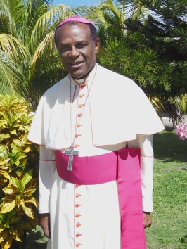 Cardinal-designate Kelvin Felix of St. Lucia among 19 new cardinals named by Pope Francis