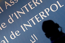 DELEGATE ATTENDS INTERPOL ASSEMBLY IN ROME