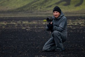 """Noah"" director and co-writer Darren Aronofsky. (Photo by Niko Tavernise/Paramount Pictures)"