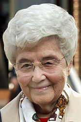 Chiara Lubich, founder of Focolare movement, pictured in 2003
