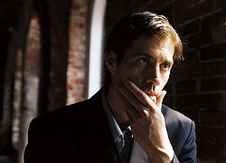 James Foley pictured in 2011 photo in Boston. (CNS photo/Steve Senne, AP photo via Marquette University)