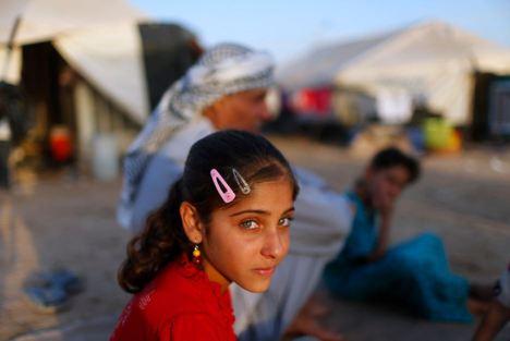 girl iraq