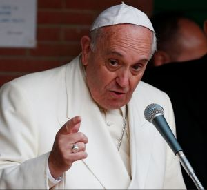 Resolutions for 2015... Pope Francis' suggested New Year's resolutions