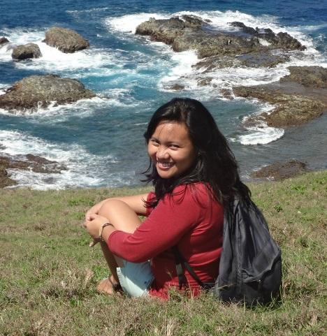 Kristel Padasas (CNS photo/CRS)