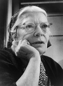 Dorothy Day (CNS/Courtesy Milwaukee Journal)