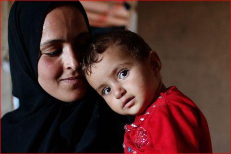 syria hug