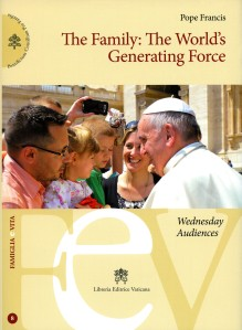 Cover Pope Francis on family