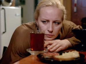 "A scene from one of the ""Dekalog"" films."